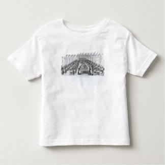 Usine de chaussure t-shirt pour les tous petits