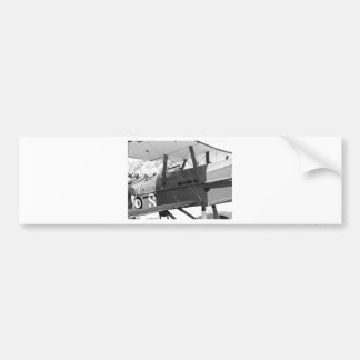 Usine royale SE.5a d'avions Autocollant Pour Voiture