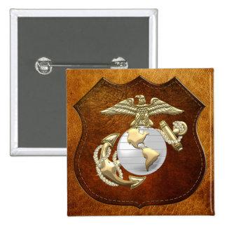 Usmc Eagle, globe et ancre (EGA) [3D] Pin's
