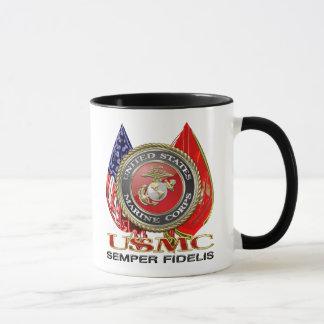 Usmc Semper fi [Edition spéciale] [3D] Mug