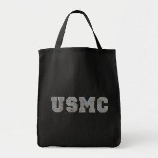 Usmc [texte rouillé] sac