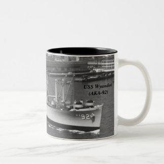 USS Wyandot (AKA-92) Mugs