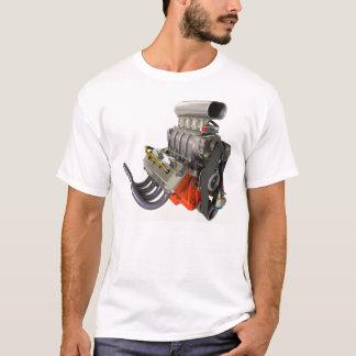 V8 moteur t-shirt