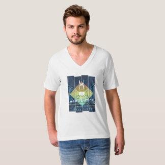 V-Cou d'Aerodance (blanc) T-shirt