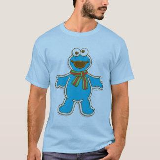 Vacances de monstre de biscuit t-shirt