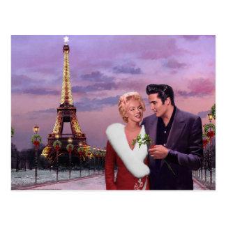 Vacances de Paris Carte Postale