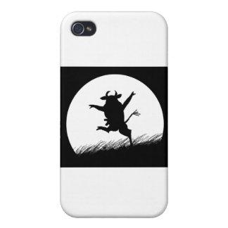 Vache à danse coques iPhone 4