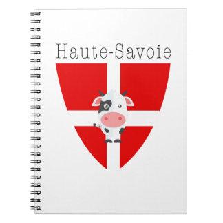 Vache à la Haute-Savoie Carnet