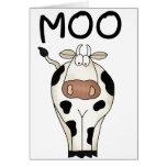 Vache à MOO Cartes