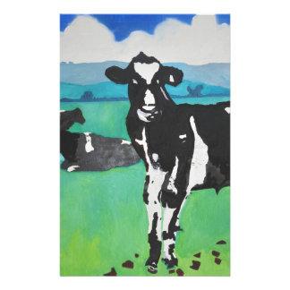 vache art2 012 papiers à lettres