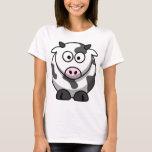 Vache drôle / Funny Cow T-shirt