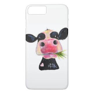 """Vache fouineuse caisses de galaxie de """"Hurley Coque iPhone 7 Plus"""