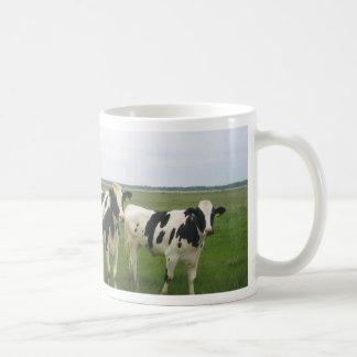 Vaches tout à fait délicieuses ! mug blanc