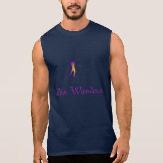 Vagabond de Lévi (couleur) T-shirt Sans Manches