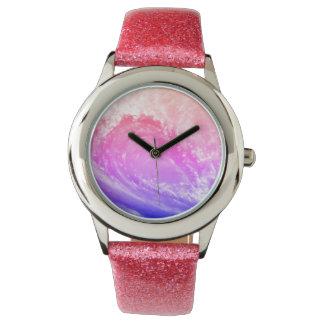 Vague de plage montres bracelet