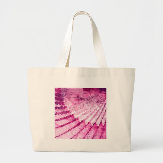 Vagues abstraites de mosaïque grand tote bag