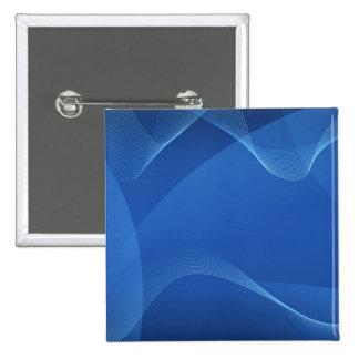 Vagues bleues badge