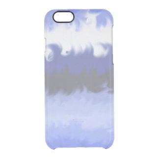 vagues bleues coque iPhone 6/6S