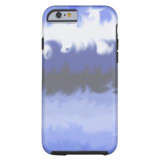 vagues bleues coque iPhone 6 tough