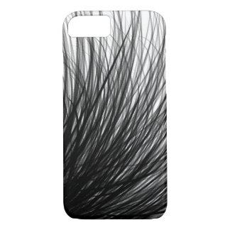 Vagues de graphite - coque iphone d'Apple
