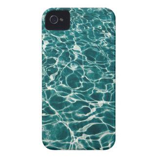 Vagues fraîches de piscine coques iPhone 4