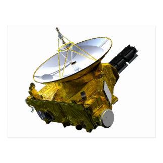 Vaisseau spatial de New Horizons Carte Postale