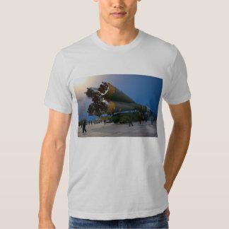 VAISSEAU SPATIAL RUSSE de PROGRAMME SPATIAL - T-shirts