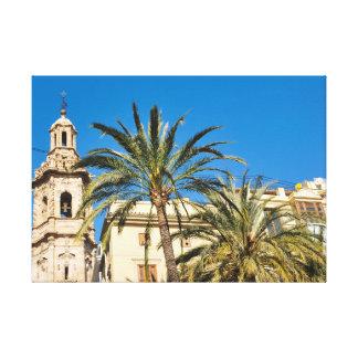 Valence, Espagne Toile