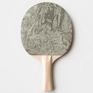 Valence Raquette De Ping Pong