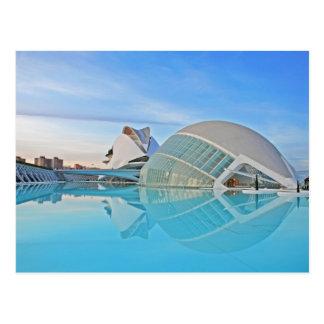Valence - Ville les Arts et des Sciences Cartes Postales