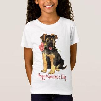 Valentine s'est levé GSD T-Shirt