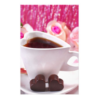 Valentine's Day: Coffee & Chocolate Two Papeterie