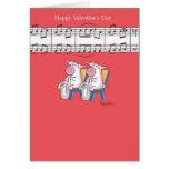 Valentines de DUO de PORC par Boynton Cartes De Vœux