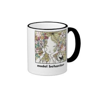 valerie123, comportement modèle mug ringer