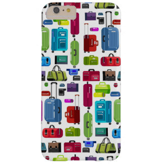 Valises au néon coque barely there iPhone 6 plus