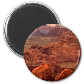 Vallée de monument pittoresque, Arizona Aimant