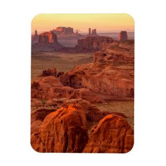 Vallée de monument pittoresque, Arizona Magnet Flexible