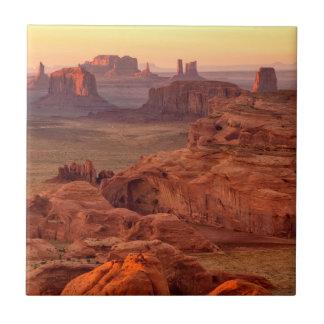 Vallée de monument pittoresque, Arizona Petit Carreau Carré
