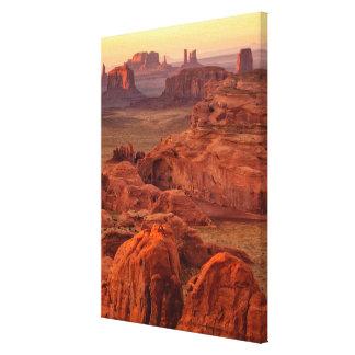Vallée de monument pittoresque, Arizona Toile