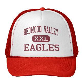 Vallée de séquoia - Eagles - milieu - vallée de sé Casquettes