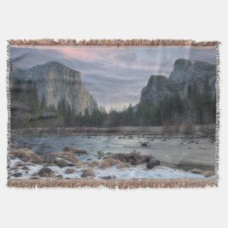 Vallée de Yosemite Couverture
