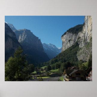 Vallée Suisse 1 de Lauterbrunnen