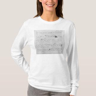 Valse dans le mineur de F T-shirt