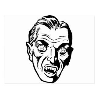 Vampire Carte Postale