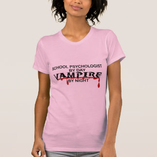Vampire de Psych d'école T-shirt