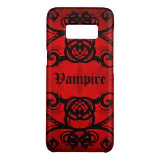 Vampire gothique élégant coque Case-Mate samsung galaxy s8