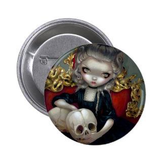 """""""Vampires de Les : Bouton de Les Crânes"""" Badge Rond 5 Cm"""