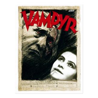 Vampyr Carte Postale