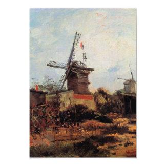 Van Gogh ; Aileron de Le Moulin de Blute (moulin à