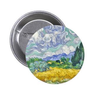 Van Gogh Badge